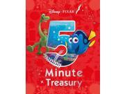 DISNEY PIXAR 5MINUTE TREASURY