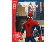 SPIDER MAN READY FOR SCHOOL AGES 3-4 9SIA9JS5HS6739