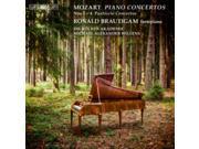 Mozart:Piano Concertos 1-4 [Ronald Brautigam; Die Kölner Akademie, Michael Alexander Willens] [BIS: BIS2094]
