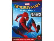 SPIDERMAN HOMECOMING COLOURING& ACTIVITY 9SIA9JS5X42190