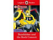 TRANSFORMERS BUMBLEBEE AND THE ROCK CONC