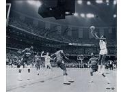 Michael Jordan Autographed '1982 NCAA Championship Shot' Photo (24x20, Unframed)