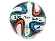 LANDON DONOVAN AUTOGRAPHED & INSCRIBED ADIDAS BRAZUCA 2014 FIFA WORLD CUP MATCH BALL UDA LE 10 9SIA9K24TJ1915