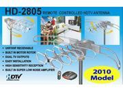 LAVA HD-2805 Ultra with G3 Ultra Control Box HDTV Outdoor Antenna