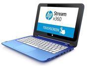 "HP Stream x360 11-p010ca Ultrabook Intel Celeron N2840 (2.16 GHz) 32 GB eMMC SSD Intel HD Graphics Shared memory 11.6"" Touchscreen Windows 8.1 with Bing 64-Bit"