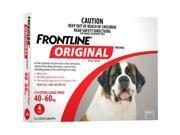Frontline Original 4 Pack X-Large Dog