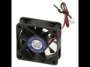 Scythe Mini Kaze 60 mm 2500 RPM 2-Pin 12 CFM Sleeve Silent Mini Fan SY602012L