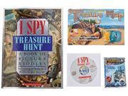 Scholastic Pirate's Treasure Fundle [CD-ROM] [CD-ROM] Marzollo, Jean&#59; Scholas...