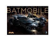 Moebius Models Batman v. Superman: Dawn of Justice Batmobile 1:25 Scale Model Kit
