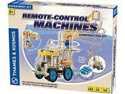 Thames & Kosmos 555004 Remote-Control Machines