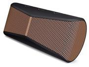 Logitech X300 Mobile Wireless Stereo Speaker, Copper Black 984-000392