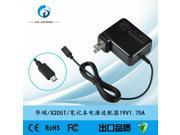 19V 1.75A 33W AC Laptop Power Adapter Charger for Asus EeeBook X205T X205TA US/UK/EU/AU Plug New Invented Adapter