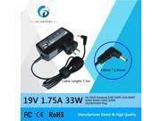 19V 1.75A 33W AC Laptop Power Adapter Charger for Asus Vivobook S200 S200E S200 X200T X201E X202E F201E Q200E US/UK/EU/AU Plug