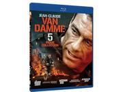 Jean-Claude Van Damme - 5 Movie Pack - Blu-ray 9SIAA765803313