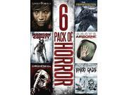 6-Pack of Horror (Lovely Molly, Airborne, Chromeskull: Laid to Rest 2, Barricade, Madison County, Frankenstein Theory) 9SIAA765875968