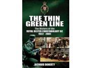 The Thin Green Line Reprint