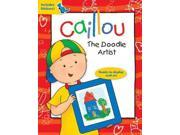 Caillou The Doodle Artist Caillou Act Stk