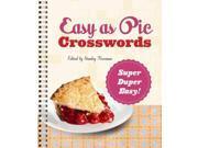 Easy As Pie Crosswords: Super-duper Easy!
