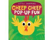 Cheep Cheep: Pop-up Fun (Little Snappers)