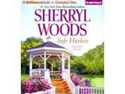 Safe Harbor Unabridged Woods, Sherryl/ Sirois, Tanya Eby (Narrator)