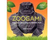 Zoogami: Fold Your Own Origami Wildlife Park