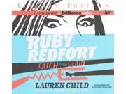 Ruby Redfort Catch Your Death Unabridged