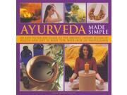 Ayurveda Made Simple Publisher: Natl Book Network Publish Date: 41321 Language: ENGLISH Pages: 64 Weight: 1.39 ISBN-13: 9780754825593 Dewey: 615