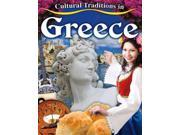 Cultural Traditions in Greece (Cultural Traditions in My World) Publisher: Crabtree Pub Co Publish Date: 8/30/2012 Language: ENGLISH Pages: 32 Weight: 1.44 ISBN-13: 9780778775188 Dewey: 394.269495