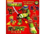 The Mutant Files (Teenage Mutant Ninja Turtles)