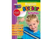 Preschool Fun English Sticker Activities (Preschool Fun Sticker Activities) Publisher: Independent Pub Group Publish Date: 4/1/2015 Language: ENGLISH Pages: 80 Weight: 1.34 ISBN-13: 9781771491488 Dewey: 371