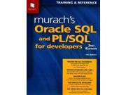 Murach's Oracle SQL and PL/SQL for Developers 2