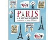 Paris: A 3D Keepsake Cityscape