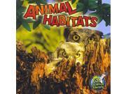 Animal Habitats (my Science Library, Levels 1-2)