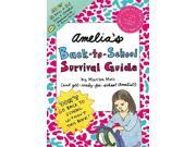 Amelia's Back-to-School Survival Guide: Vote 4 Amelia/Amelia's Guide to Babysitting (Amelia) 9SIV0UN4FE6615