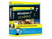Windows 7 for Dummies For Dummies PAP/DVD Rathbone, Andy