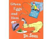 Green Eggs and Ham Nifty Lift-And-Look W/Stickers BRDBK