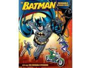 The Batman Reusable Sticker Book (Batman Classic)