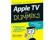 Apple TV for Dummies For Dummies Chambers, Mark L.