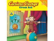 Curious George Circus Act (Curious George) 9SIV0UN4FR3166