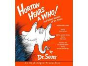 Horton Hears a Who! and Other Sounds of Dr. Seuss Unabridged 9SIV0UN4FT3383