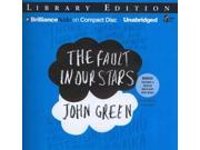 The Fault in Our Stars Unabridged 9SIA9UT3XN8537