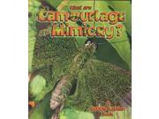 What Are Camouflage and Mimicry? (Science of Living Things) 9SIA9UT3XS3341