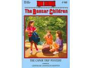 The Canoe Trip Mystery (Boxcar Children Mysteries) Publisher: Albert Whitman & Co Publish Date: 5/1/1994 Language: ENGLISH Pages: 120 Weight: 0.43 ISBN-13: 9780807510599 Dewey: [Fic]