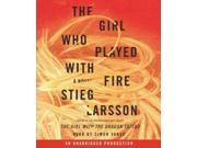 The Girl Who Played With Fire Unabridged 9SIV0UN4FK4698