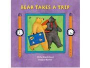 Bear Takes a Trip Publisher: Barefoot Books Publish Date: 6/1/2012 Language: ENGLISH Weight: 0.48 ISBN-13: 9781846867569 Dewey: [E]