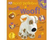 Woof! Woof! Noisy Peekaboo! LTF BRDBK