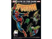 The Amazing Spider-Man Glow in the Dark Sticker Book Ultimate Sticker Books STK 9SIAA9C3WR4820