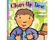 Clean-up Time Toddler Tools Series Brdbk