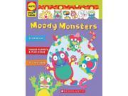 Moody Monsters Alex Toys STK Simon, Jenne