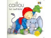 Caillou (spanish): Los Contrarios (caillou Escondite (peek-a-boo))
